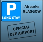 Airparks Glasgow Airport Logo