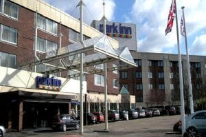 The Park Inn London Heathrow Airport Outside