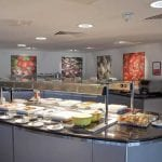 Doubletree by Hilton London Heathrow Breakfast Buffet
