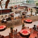 Hilton Hotel Heathrow Terminal 4 Dining