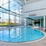 Hilton Hotel Heathrow Terminal 4 Pool