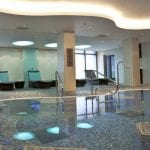 Hilton Hotel London Heathrow Pool