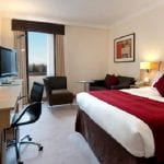 Hilton Hotel Manchester Airport King Suite