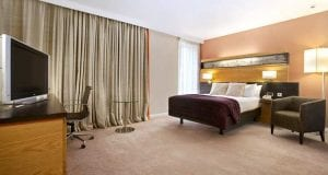 Hilton Hotel London Gatwick Accessible Room