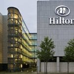 Hilton Hotel London Gatwick Outside