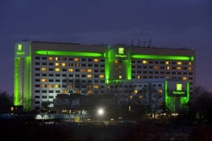 Holiday Inn London Heathrow Airport M4 Outside