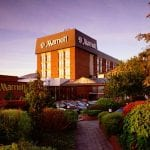 Marriott Hotel Windsor Heathrow Outside