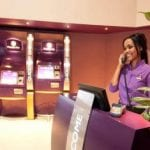Premier Inn Heathrow Airport Reception
