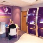 Premier Inn Liverpool Airport Vending