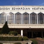 Radisson Blu Edwardian Heathrow Entrance