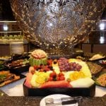 Radisson Blu Edwardian Heathrow Lunch Buffet