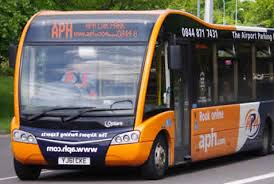 Gatwick Airport Parking APH Bus