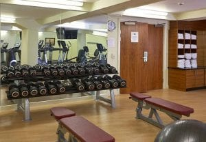 Courtyard by Marriott Gatwick Airport Fitness