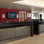 Courtyard by Marriott Gatwick Airport Lobby