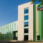 Courtyard by Marriott Gatwick Airport Outside