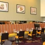 Courtyard by Marriott Gatwick Airport Restaurant