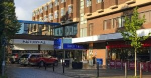 Britannia Ashley Hotel Manchester Airport - Great for a budget