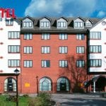 Manchester Airport Hotels with Car Parking