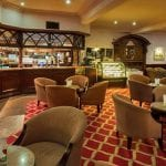 Britannia Country House Hotel - Great Value Manchester Airport Hotels with Parking - Bar