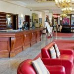 Britannia Hotel Stockport for Manchester Airport Reception