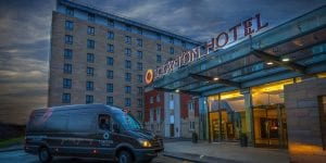 Clayton Hotel Manchester - Great Value Park and Fly