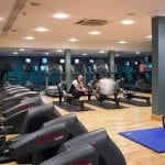 Marriott Manchester Airport - Savings on Manchester Hotels with Parking - Gym