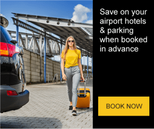 Click to book airport hotels and parking