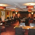 Holiday Inn Gatwick Worth Hotel Restaurant