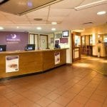 Premier Inn Gatwick A23 - Reception