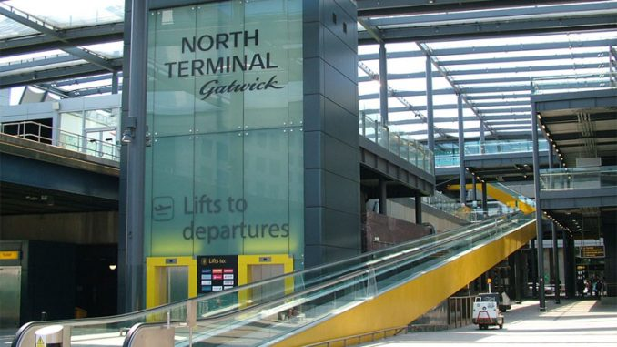 which terminal Gatwick